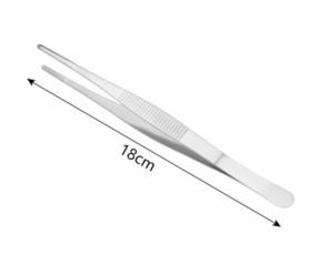 Big taxidermy tweezer 18cm
