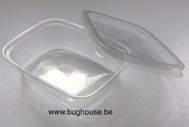 Plastieken bakje 120ml