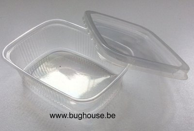 Plastic box 120ml