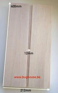 Bughouse Balsa spreading board 12mm