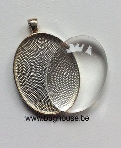 necklaces pendula (Color Silver)