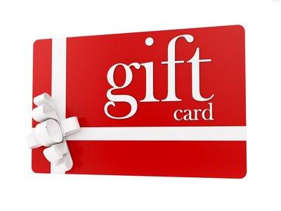 Gift card €50,00